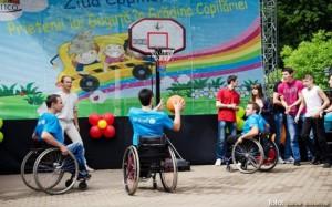 sportivi cu dizabilitati