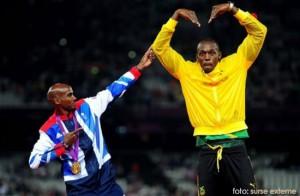 Bolt, candidat la trofeul Atletul anului 2013