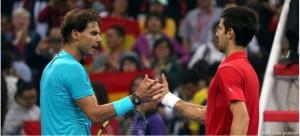 Djokovici si Nadal isi disputa finala Turneului Campionilor 2013