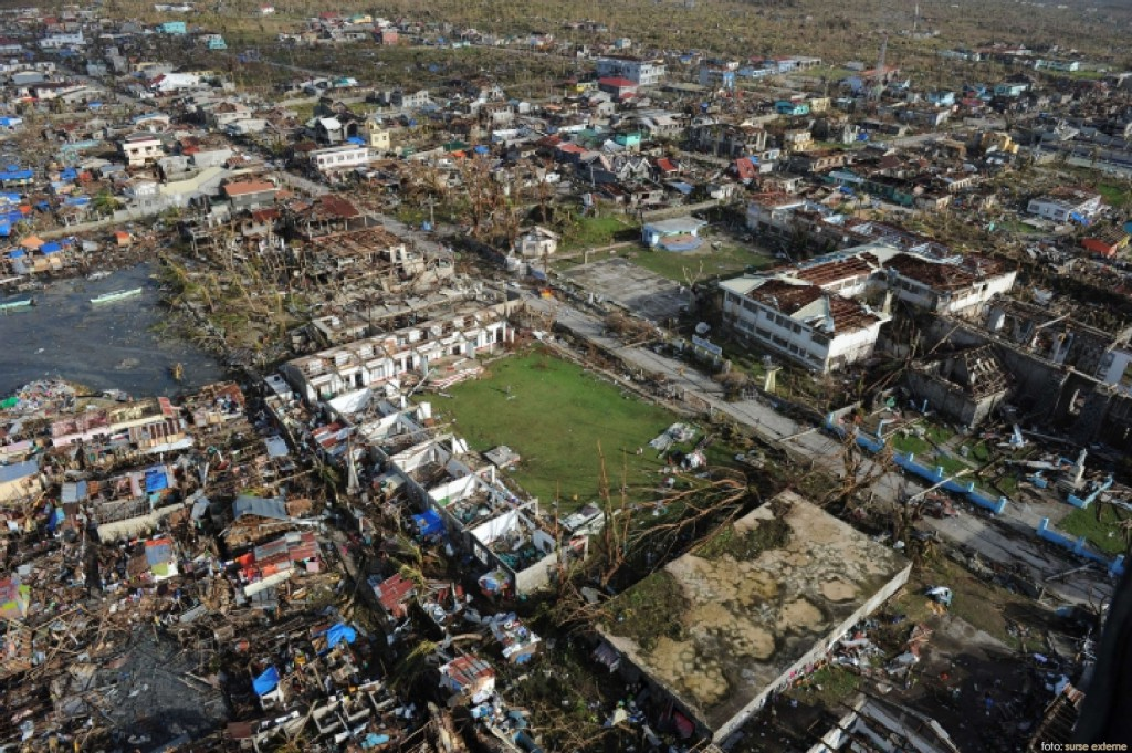Filipine dupa furtuna