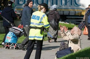 Imigranti in Anglia