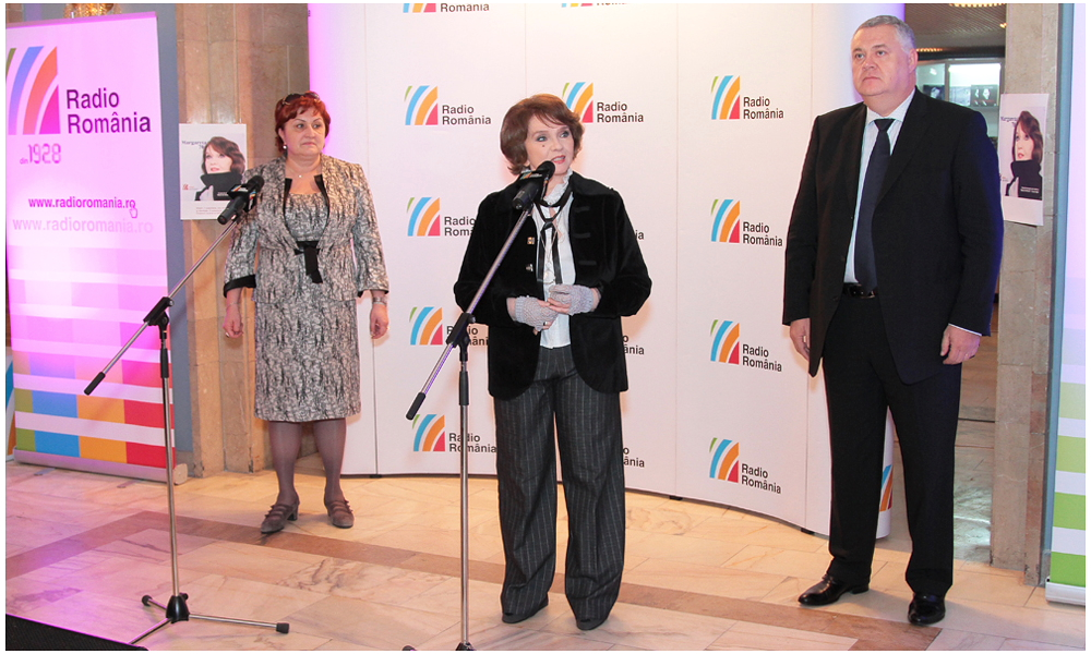 Lansare CD Margareta 70a Foto Alexandru Dolea