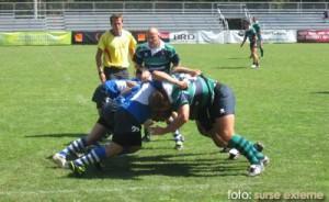 Optimile de finala ale Cupei Romaniei la rugby