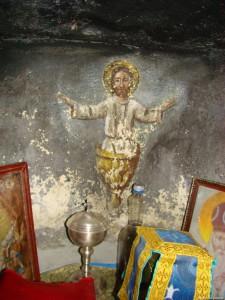 Fresca biserica Secaseni