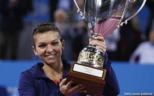 Simona Halep, invingatoare la Sofia