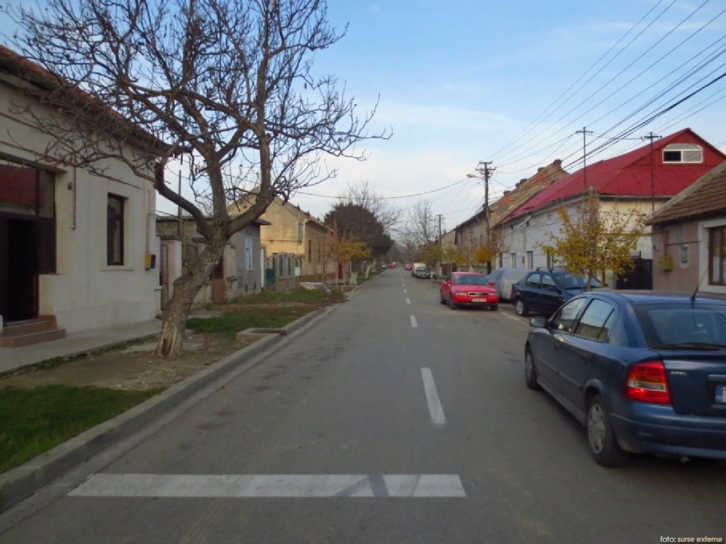 Strada Cezar Timisoara