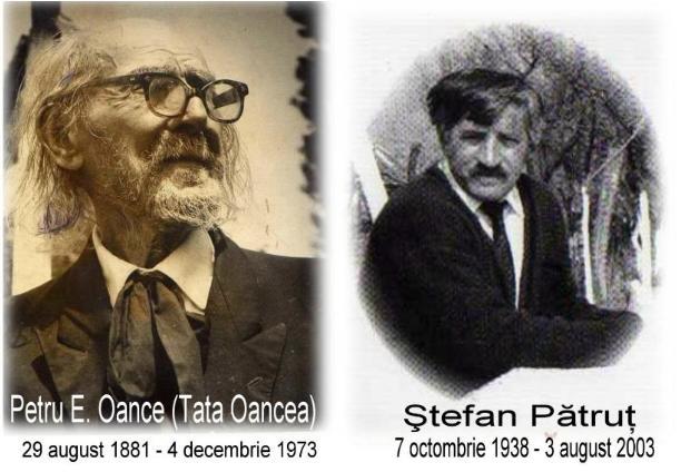Tata Oancea si Stefan Patrut