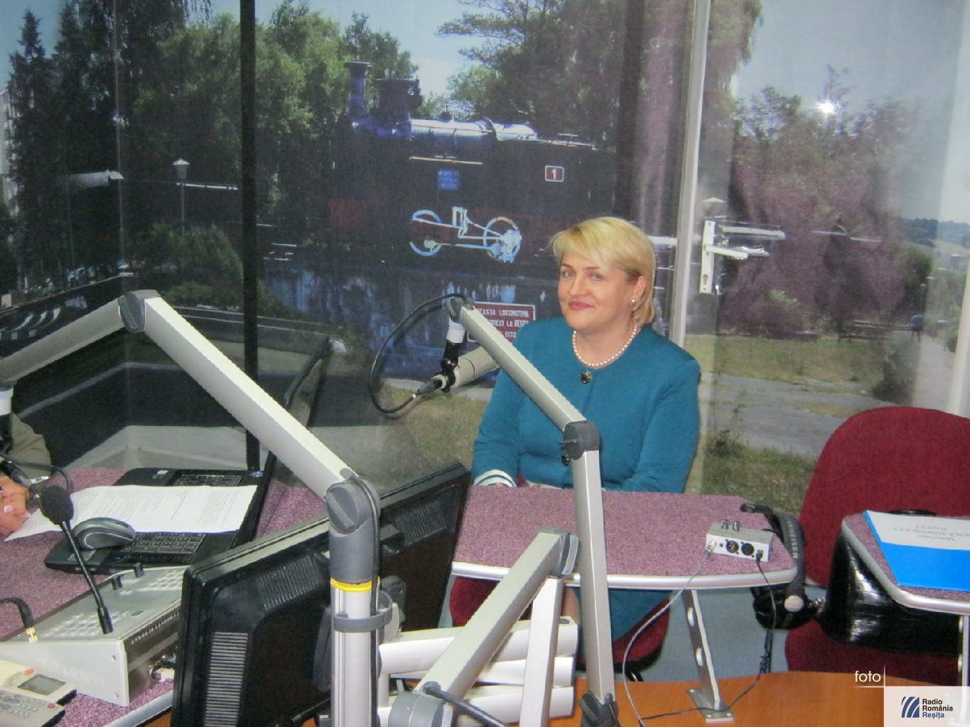 Varga in studio