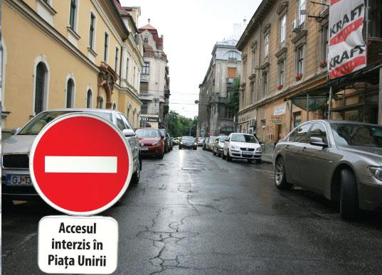 accesul-interzis-in-unirii