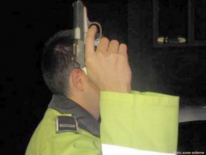 arma politist