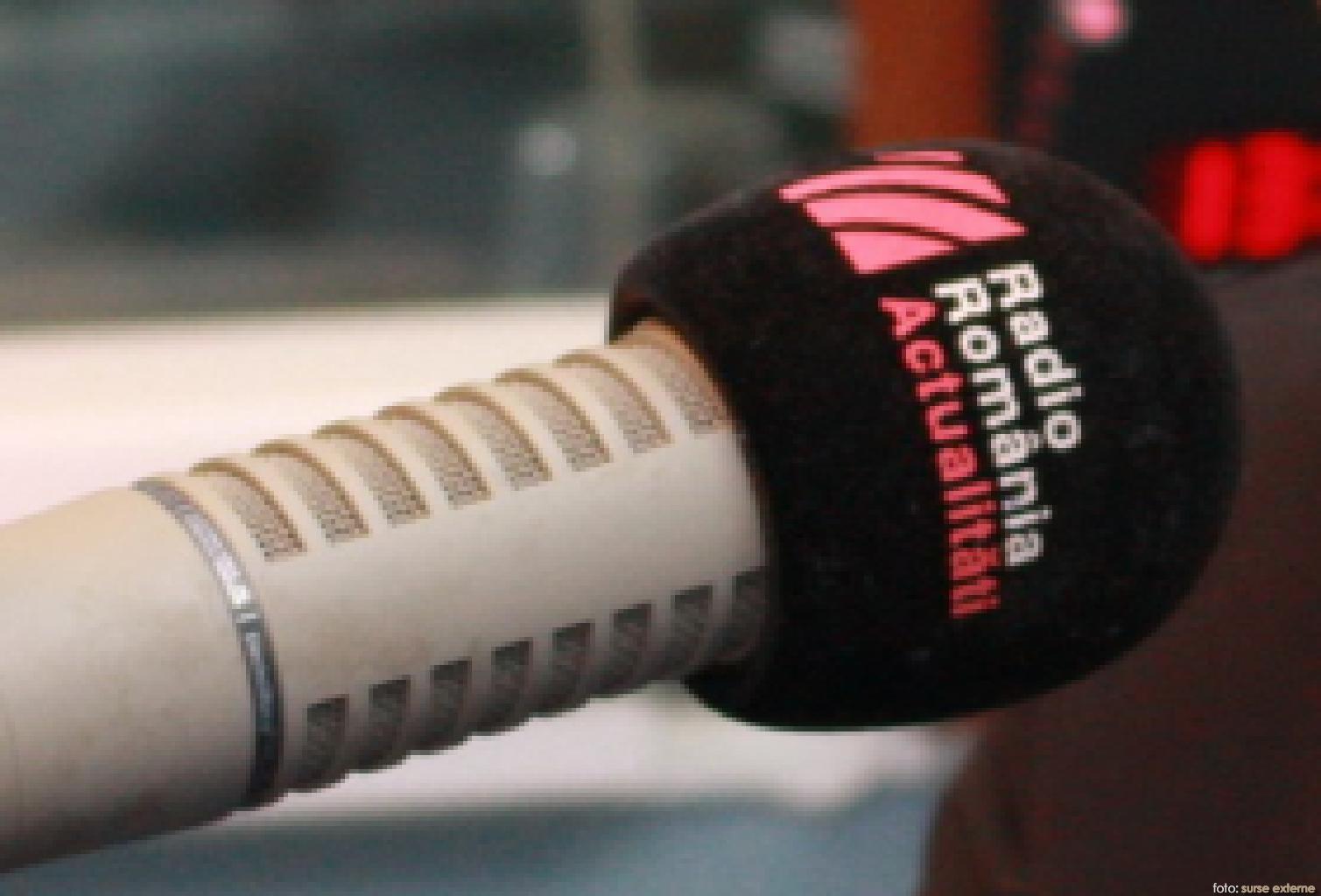 microfon radio romania actualitati