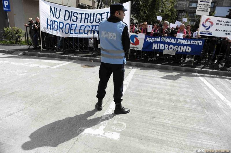 protest hidrosind