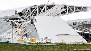 tragedie la stadionul din Sao Paolo