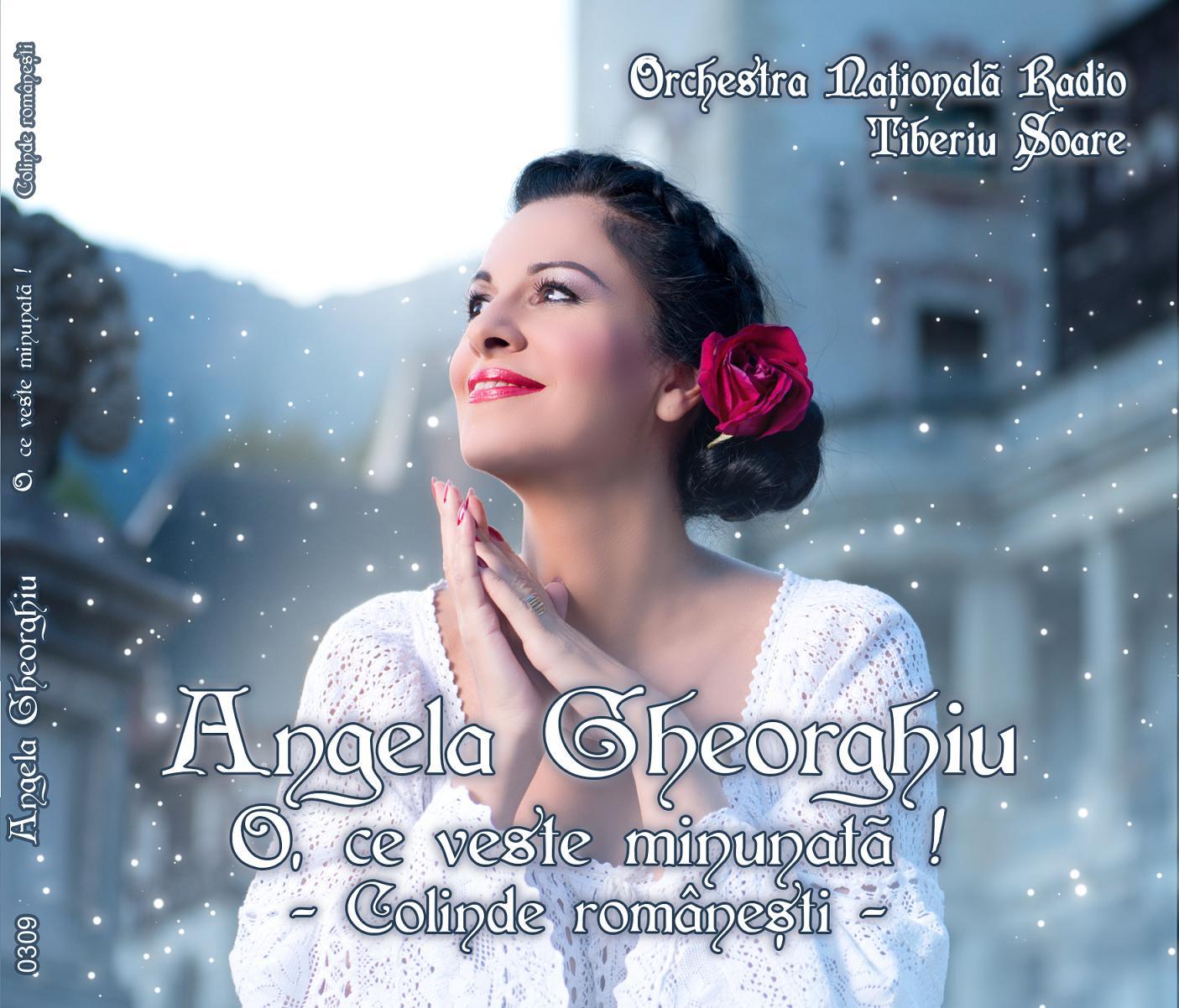 CD Angela Gheorghiu
