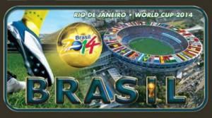 Cupa Mondiala Brazilia 2014