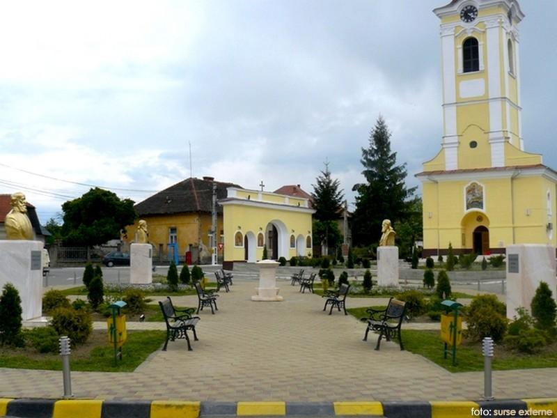 Gadinita Sf Filofteia si Biserica Sf Gherghe