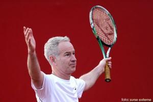 John McEnroe a castigat Mastersul Legendelor