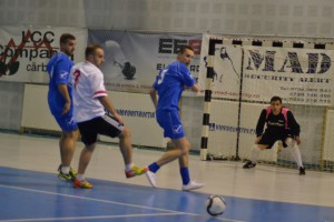 Minifotbal la Resita, in decembrie 2013