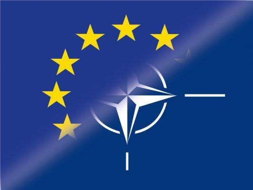 NATO cu UE