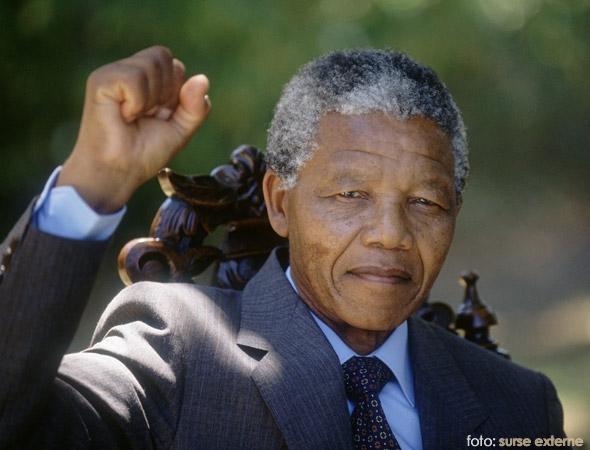 Nelson Mandela ceremonii