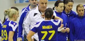Romania la prima infrangere la Mondialul din Serbia