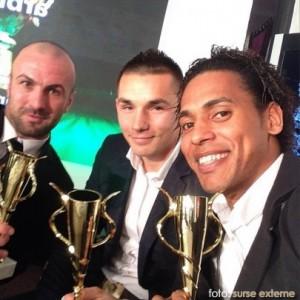 cei mai buni fotbalisti romani in 2013
