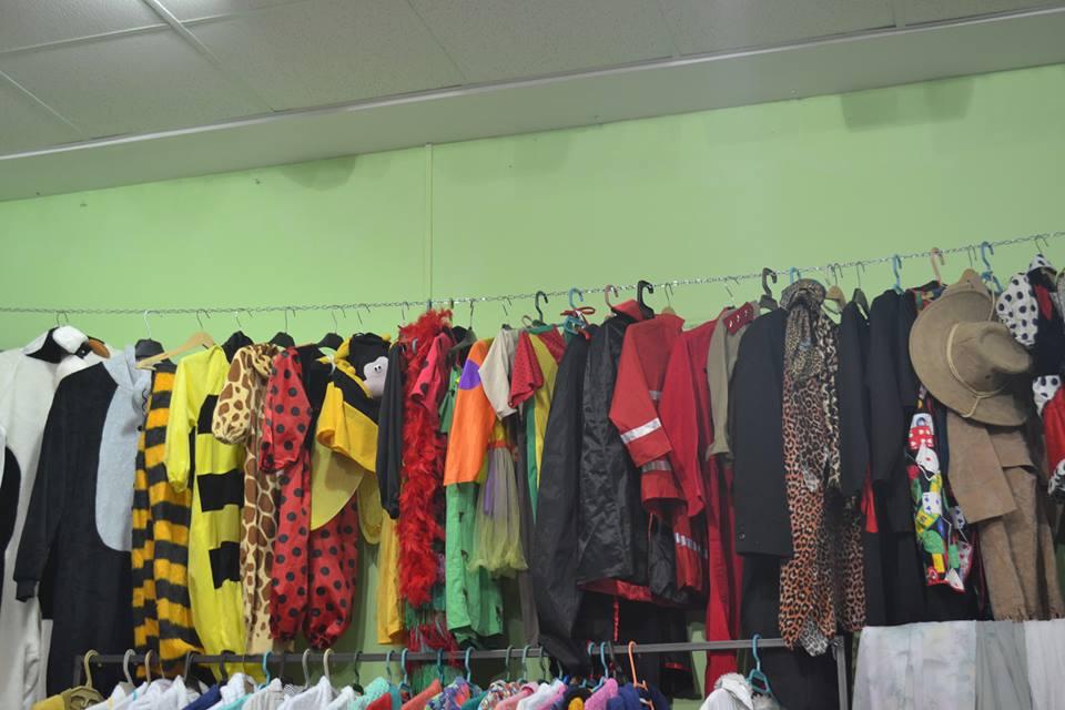 costume carnaval Beli giuli