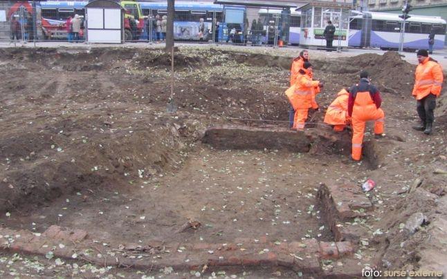 sit arheologic Timisoara