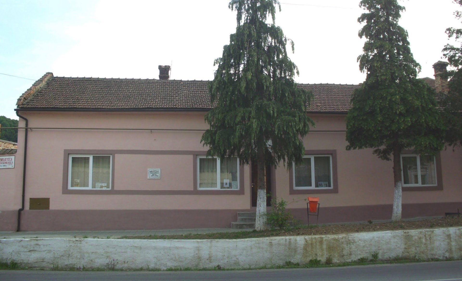 Biblioteca TO Bocsa