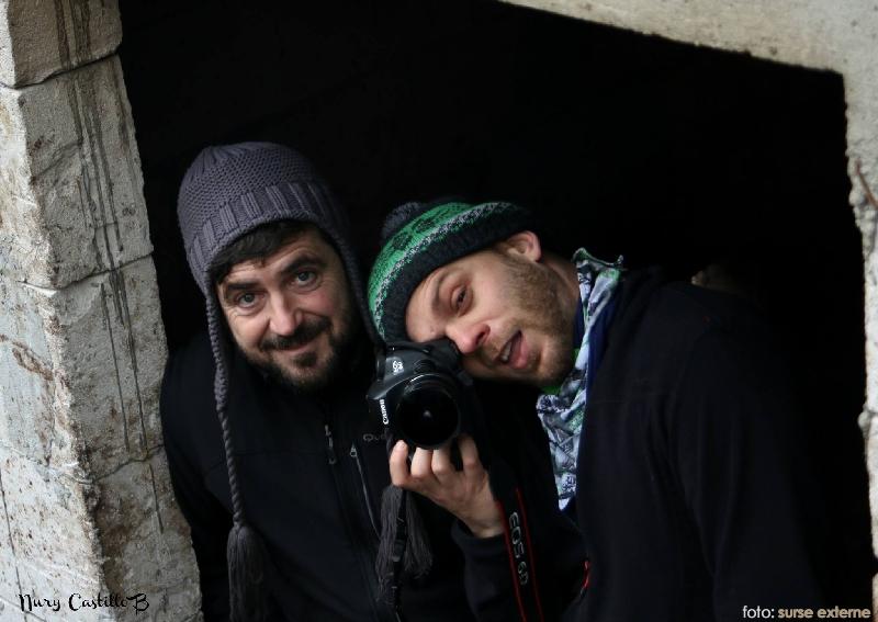 Bogdan Comanescu si Sorin Onisor fotografi