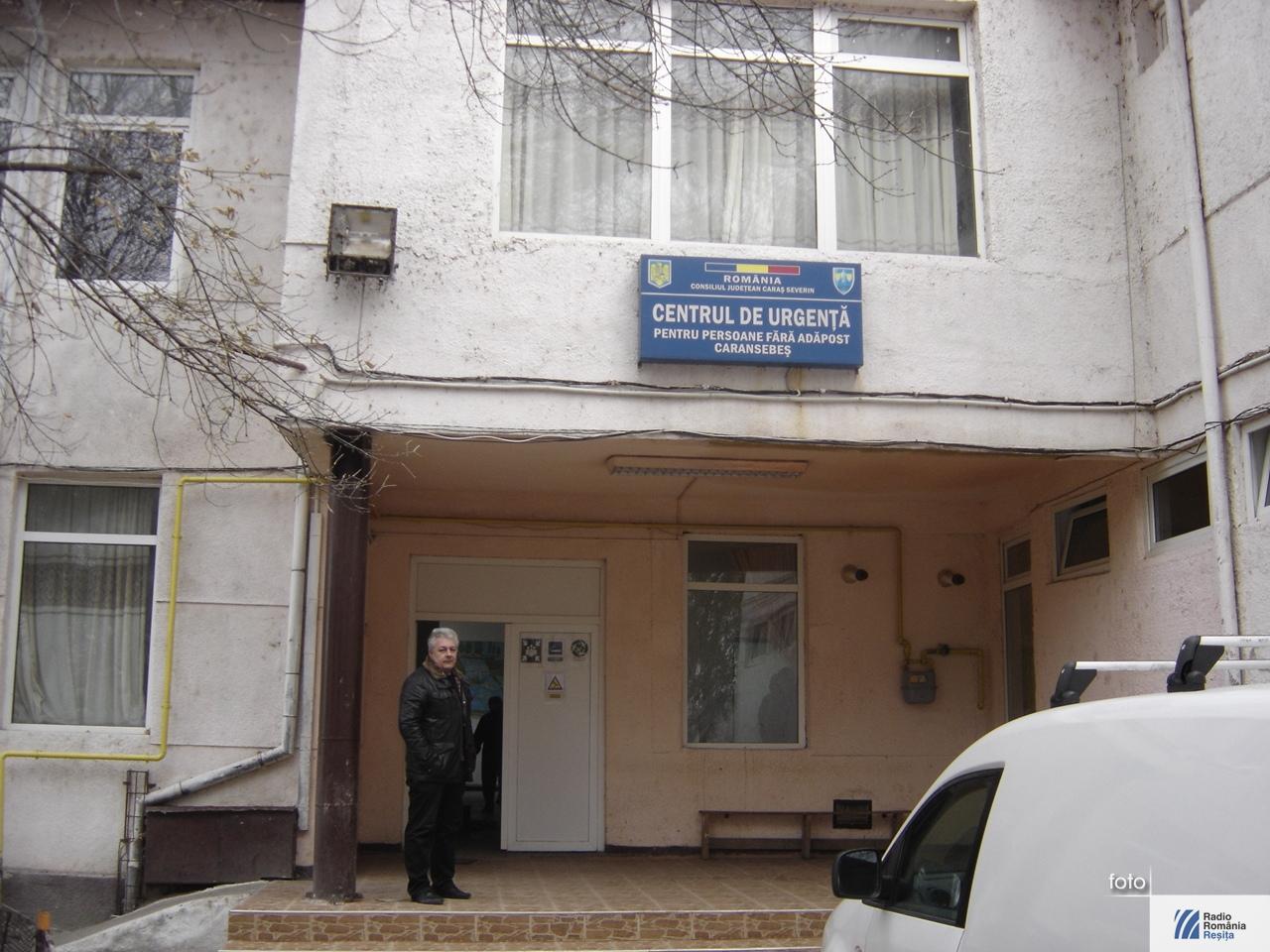 Centrul de Urgenta pentru Persoane fara Adapost Caransebes