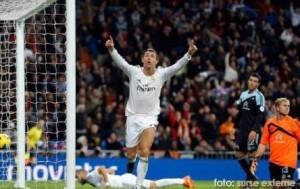 Cristiano Ronaldo la golul cu numarul 400