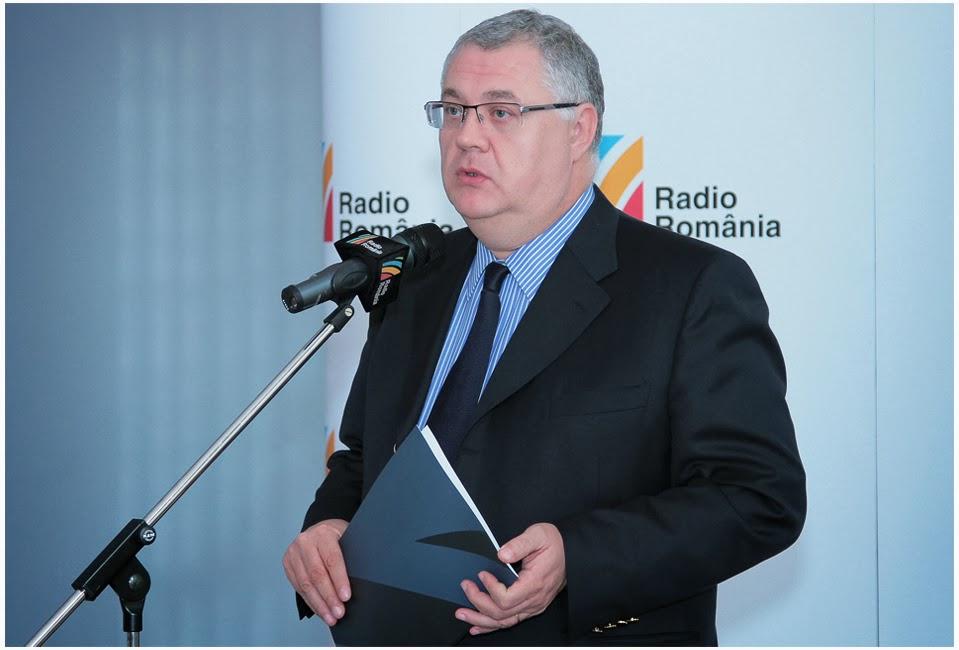 Ovidiu Miculescu PDG al SRR