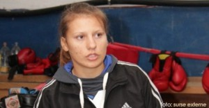 Pugilista Lacramioara Perijoc a pierdut in finala