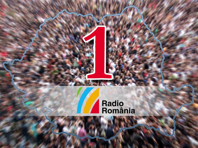 Radio Romania locul 1