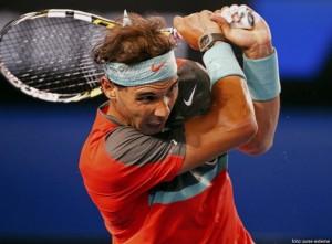 Rafael Nadal, din nou finalist la Australian Open
