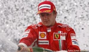 Raikkonen revine la Ferrari