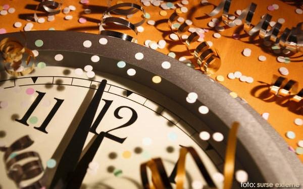 Revelion cu ceas
