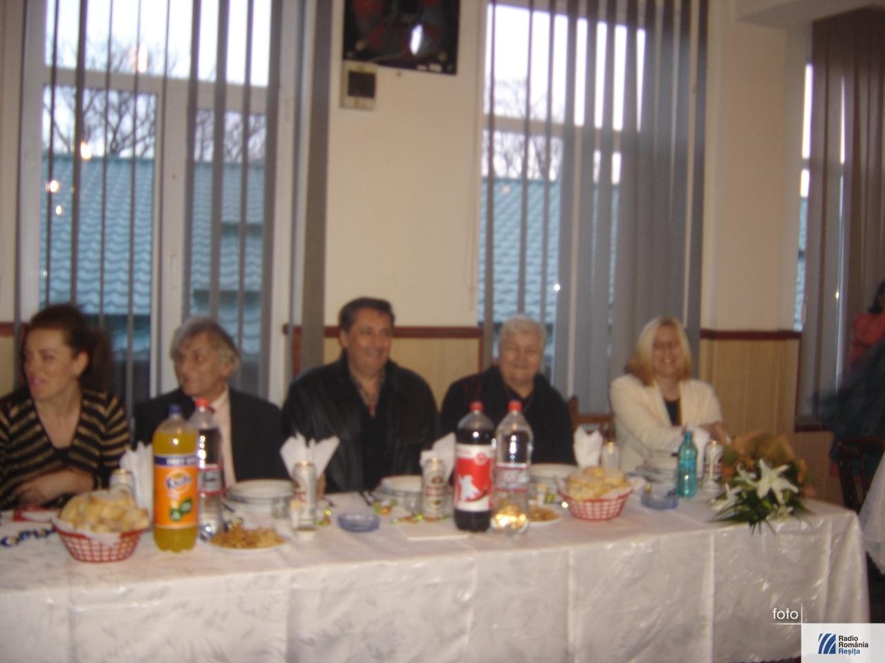 Revelion pensionari 2