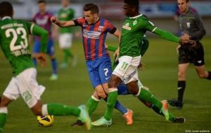 Steaua a remizat, scor 0-0, cu  Werder Bremen