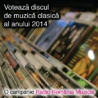 Voteaza Discul Anului 2014