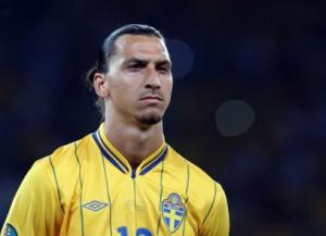 Zlatan Ibrahimovici, cel mai popular sportiv suedez