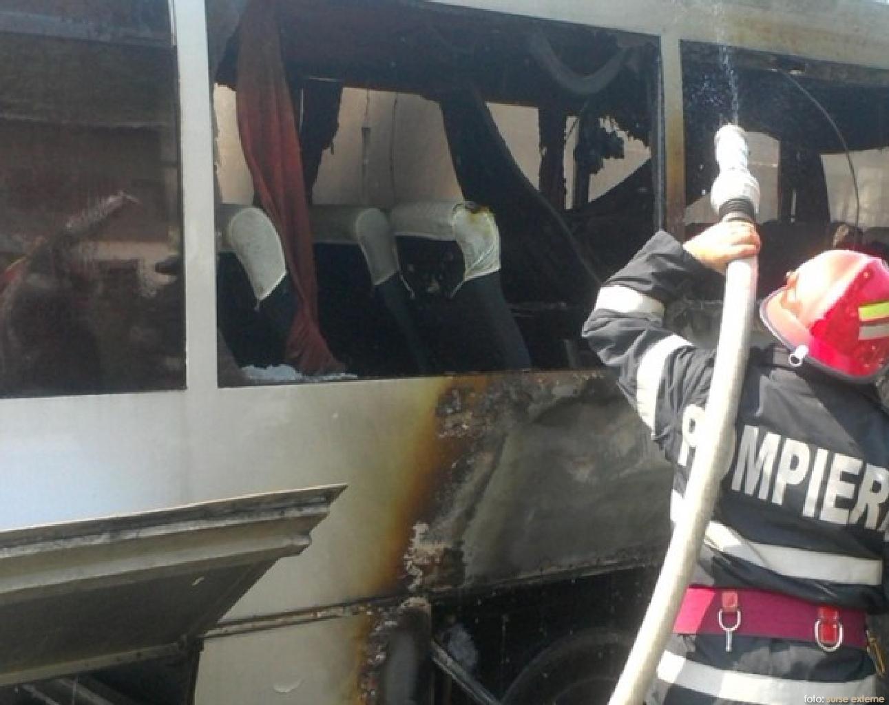 autocar pompier