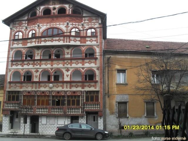 palat tiganesc Timisoara