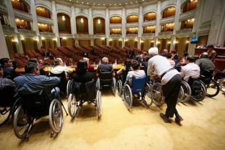 persoan dizabilitati
