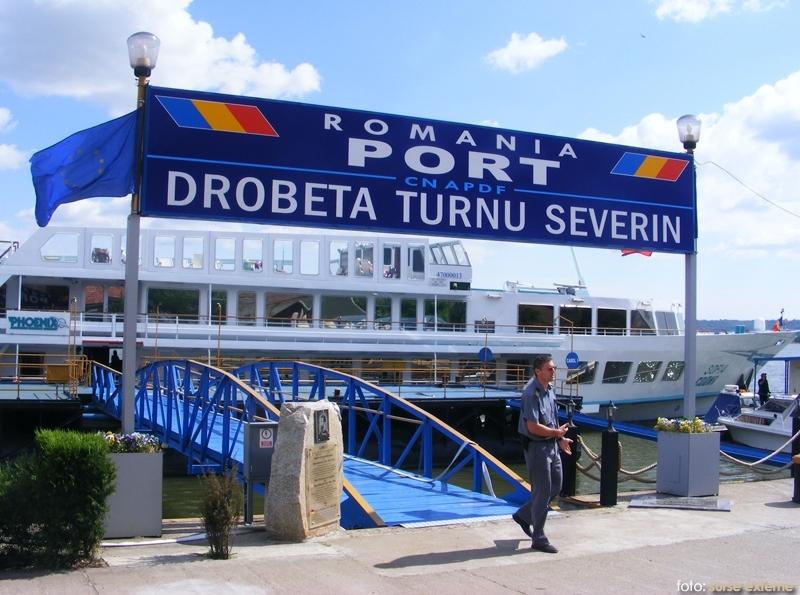 port Drobeta Turnu Severin
