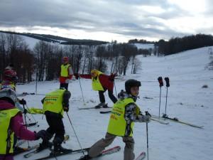 tabara de ski Prietenii Muntilor