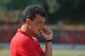 Alin Artimon, antrenor FC Caransebes
