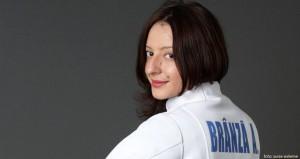 Ana Maria Branza este lider detasat in clasamentul Cupei Mondiale la spada