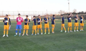 CS Universitatea Craiova a invins georgienii de la FC Zugdidi